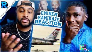 Download KAMIKAZE / FALL x EMINEM | JOE BUDDEN SAY GOODBYE! | REACTION Video