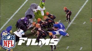 Download #6 Mascot Mayhem | NFL Films | Top 10 Football Follies of All Time Video
