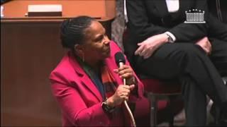 Download Discours final de Christiane Taubira après le vote du projet de loi Mariage pour tous. Video