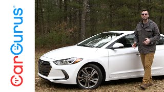 Download 2017 Hyundai Elantra | CarGurus Test Drive Review Video