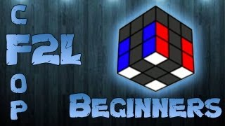 Download CFOP: F2L for Beginners Video