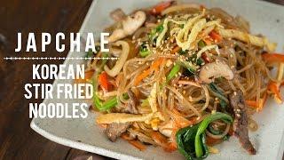 Download How To Make Japchae (Recipe) チャプチェの作り方 (レシピ) Video