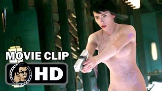 Download GHOST IN THE SHELL Extended Movie Clip - Building Jump (2017) Scarlett Johansson Sci-Fi Movie HD Video