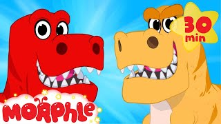 Download Dinosaur Morphle Goes Back In Time - Morphle Animations For Kids Video