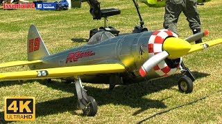 Download *BEST* SOUNDING RADIAL RC P-47 Reno Racer MOKI 400 5 Cylinder [*UltraHD and 4K*] Video