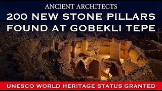 Download 200 New Stone Pillars Discovered at Gobekli Tepe | Ancient Architects Video