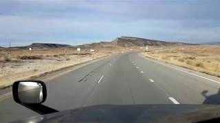 Download BigRigTravels LIVE! Grand Junction, Colorado to near Green River, Utah I-70 West-Dec. 10, 2019 Video
