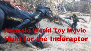 Download Jurassic World toy movie : Hunt for the Indoraptor part 1 Video