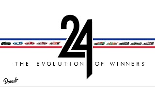 Download Evolution of Winning Race Cars: 24 Hours of Le Mans | Donut Media Video