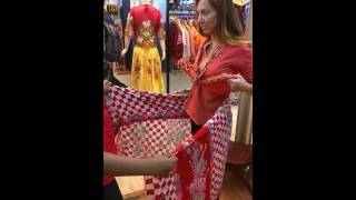 Download Indonesian Sarong Tie: short style Video