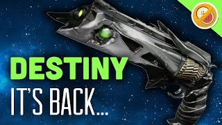 Download DESTINY Thorn YEAR 3 Exotic Hand Cannon Review & Gameplay (Rise of Iron) Video