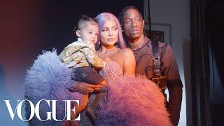 Download Behind Kylie Jenner's Glittering Met Gala Look | Vogue Video