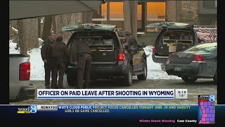 Download Wyoming PD: Suspect injured in officer-involved shooting Video