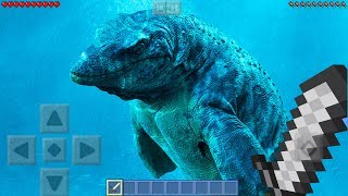 Download How to Make A MOSASAURUS Farm in Minecraft Pocket Edition Video