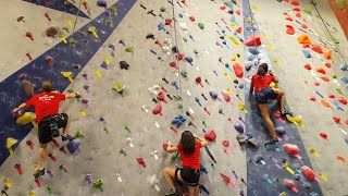 Download Indoor Rock Climbing Video