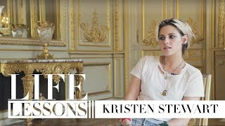 Download Kristen Stewart on love, career, success and confidence: Life Lessons Video