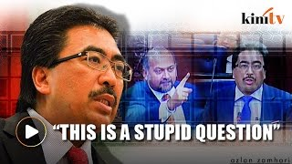 Download 'Is Najib a suspect in 1MDB probes' poser sparks heated argument Video
