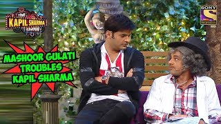 Download Mashoor Gulati Troubles Kapil Sharma - The Kapil Sharma Show Video