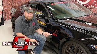Download 2015-2019 Mustang GT Emblem Kit With Front Pony/Rear Pony/5.0 Fender Installation Video