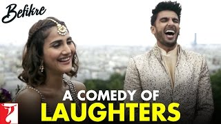 Download A Comedy of Laughters | Behind The Scenes | Befikre | Ranveer Singh | Vaani Kapoor Video