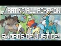 Download Rating ALL Pokémon! The Swords of Justice Video