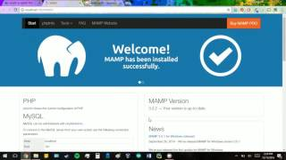 Download COS120: Using Mamp and Python (pymysql) Video