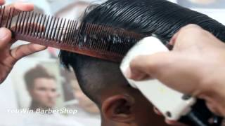 Download CARA POTONG RAMBUT PRIA MODEL UNDER CUT Video