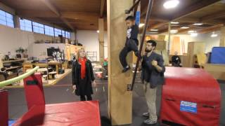 Download Kids Obstacle Challenge March 2nd 2013 - All Runs Video