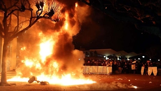 Download Riot Breaks Out At UC Berkeley Over Milo Yiannopoulos Speech Video