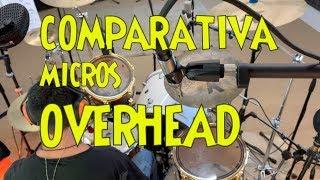 Download Comparativa micros OVERHEAD batería Video
