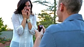 Download Wedding Proposal that will Leave You Breathless Video