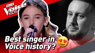 Download 10-Year-Old brings COACH TO TEARS in The Voice Kids Video