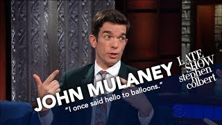 Download John Mulaney: Trump Is 'A Horse Loose In A Hospital' Video