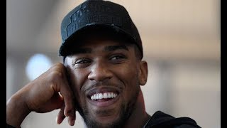 Download Anthony Joshua in Hot Water over Controversial Comments Video