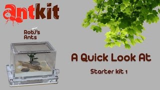 Download AntKit   Ant Starter Kit 1 Review Video