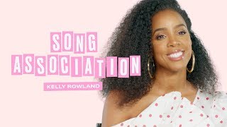 Download Kelly Rowland Sings Aretha Franklin, Destiny's Child, and More in a Game of Song Association | ELLE Video