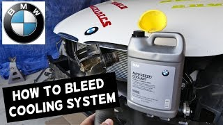 Download HOW TO BLEED THE COOLING SYSTEM ON BMW E90 E91 E92 E93 Video