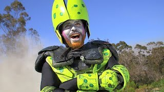 Download The Cell Saga In 5 Minutes (Dragonball Z Live Action) (Sweded) - Mega64 Video