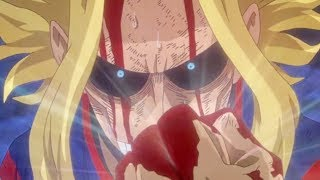 Download I WASN'T READY 4 THIS.... My Hero Academia Episode 48 Season 3 Ep 10 REVIEW All Might Vs All For One Video