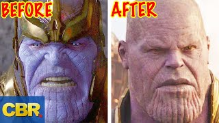 Download 10 Characters That Looked Better After Infinity War And 10 That Looked Worse Video