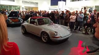 Download Unveiling of ″Colorado Springs″ Singer Porsche Video
