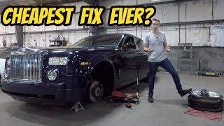 Download A $25 Part Fixed My Broken Rolls-Royce Phantom Video