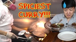 Download The SPICIEST Curry in The WORLD Challenge! Carolina Reapers!! Video