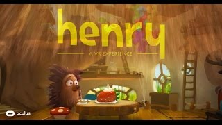 Download Henry a VR Experience - Oculus Story Studio - Oculus Rift Video