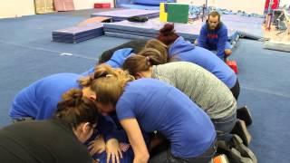 Download Boise State ATEP Spine Board Demonstration Video