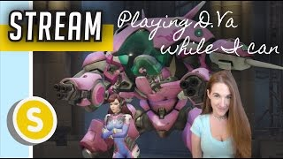 Download Overwatch Tuesday: Playing D.Va while I can Video