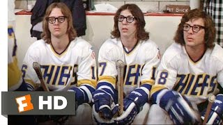 Download The Hansons Play Dirty - Slap Shot (6/10) Movie CLIP (1977) HD Video