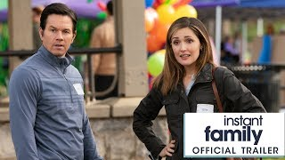 Download Instant Family (2018) - Official Trailer - Paramount Pictures Video