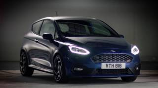 Download Next generation Ford Fiesta ST Video