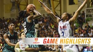Download Alab Pilipinas vs. Westports Malaysia Dragons   Game Highlights   February 17, 2017 Video